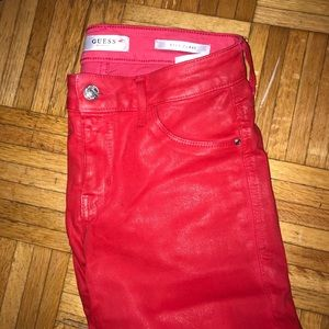 GUESS sexy curve pants